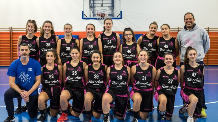 Happy basket basket femminile rimini for Renauto 2000